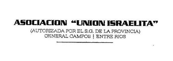 Kehila de General Campos
